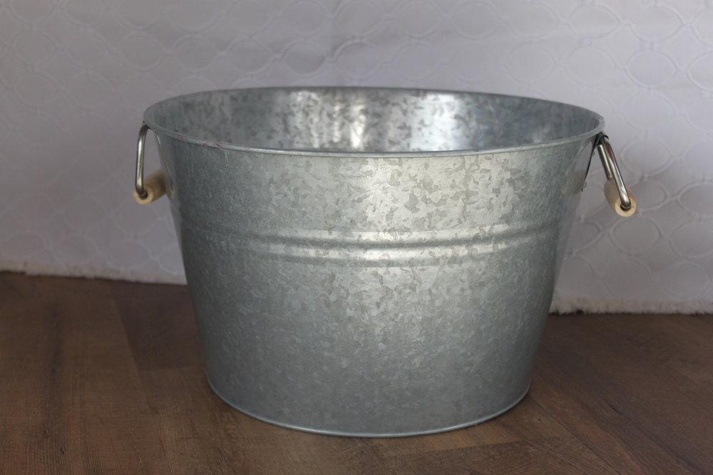 Galvanized Bucket $6/ea.