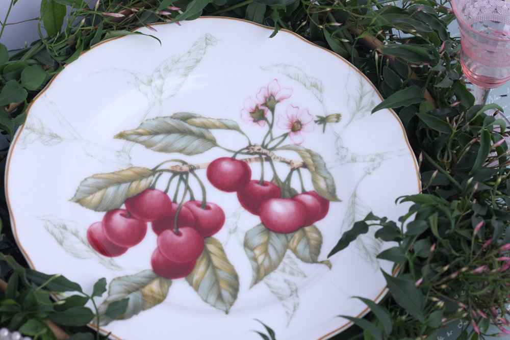 Copy of Botanical China $4/piece
