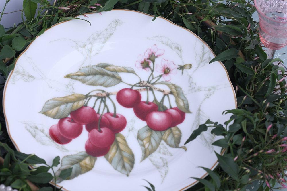 Botanical China $4/piece
