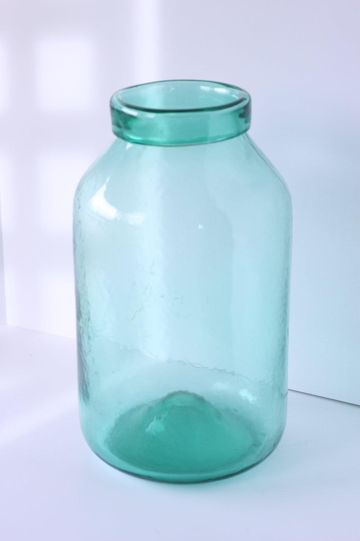 Seaglass Jar $9