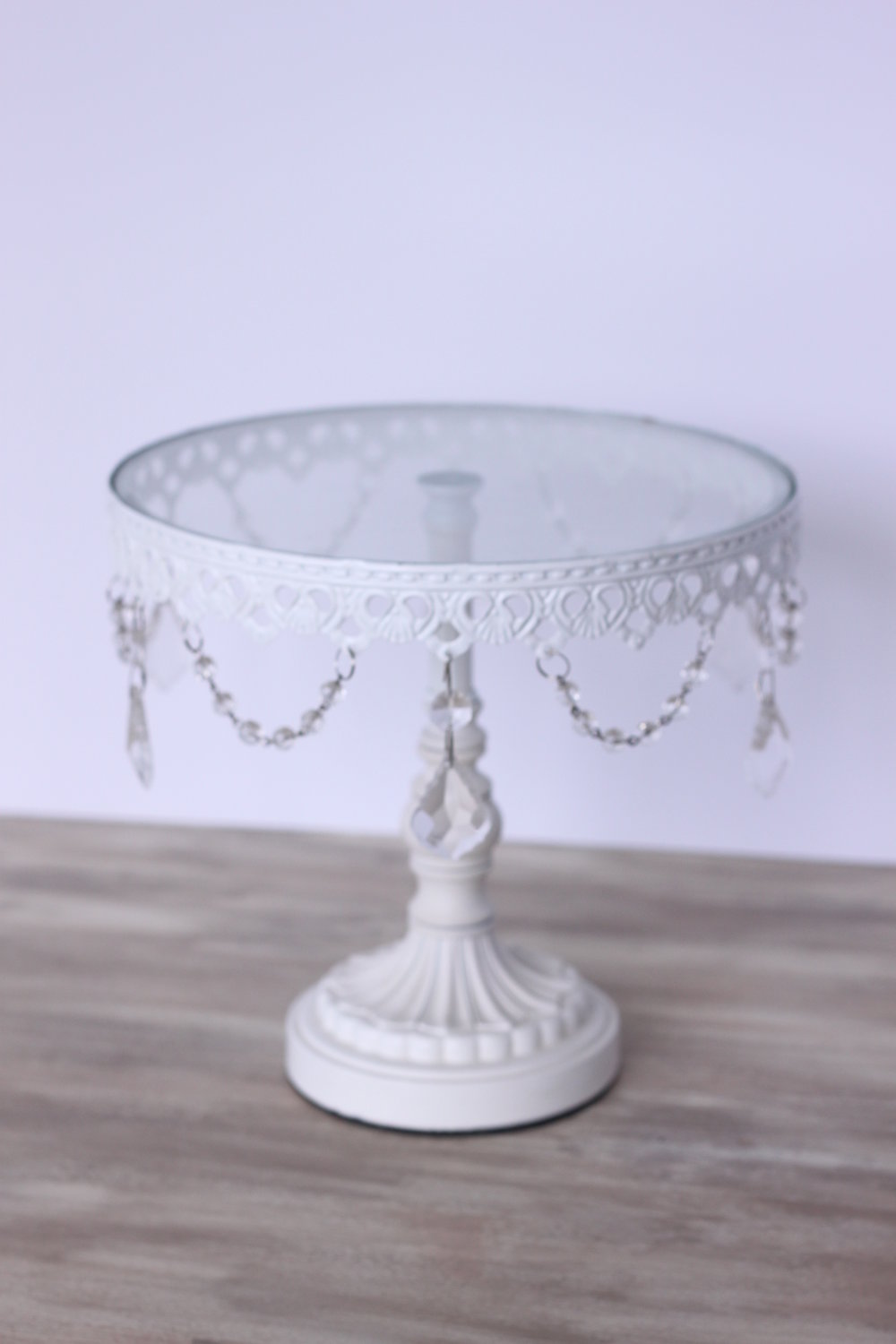 Copy of Rachel Cake Stand Sm. $5 Md. $6 Lrg. $8