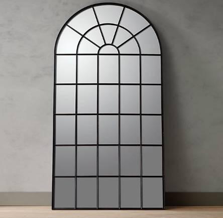 Palladian Mirror $250