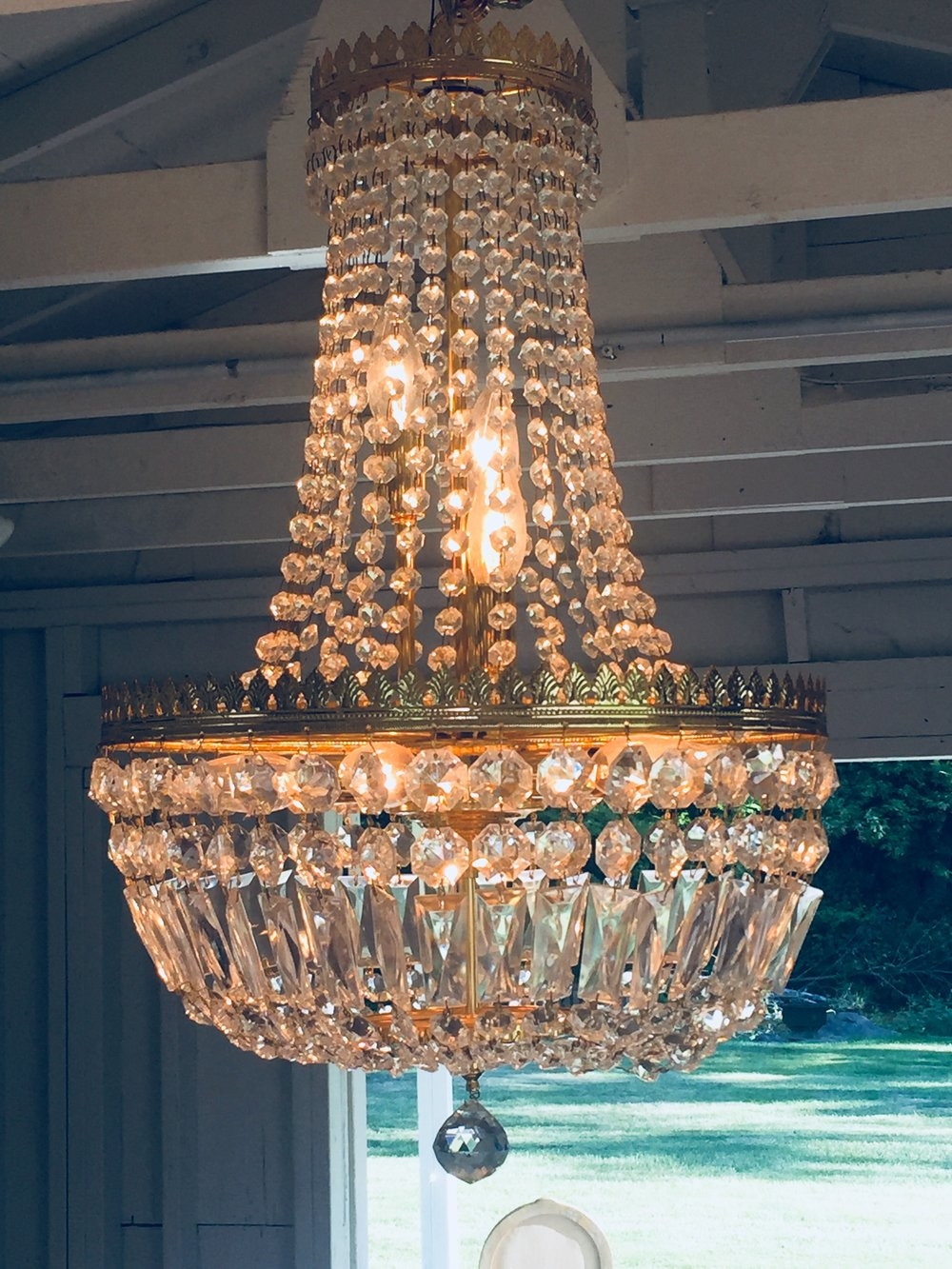 Copy of Portofino Chandelier $100