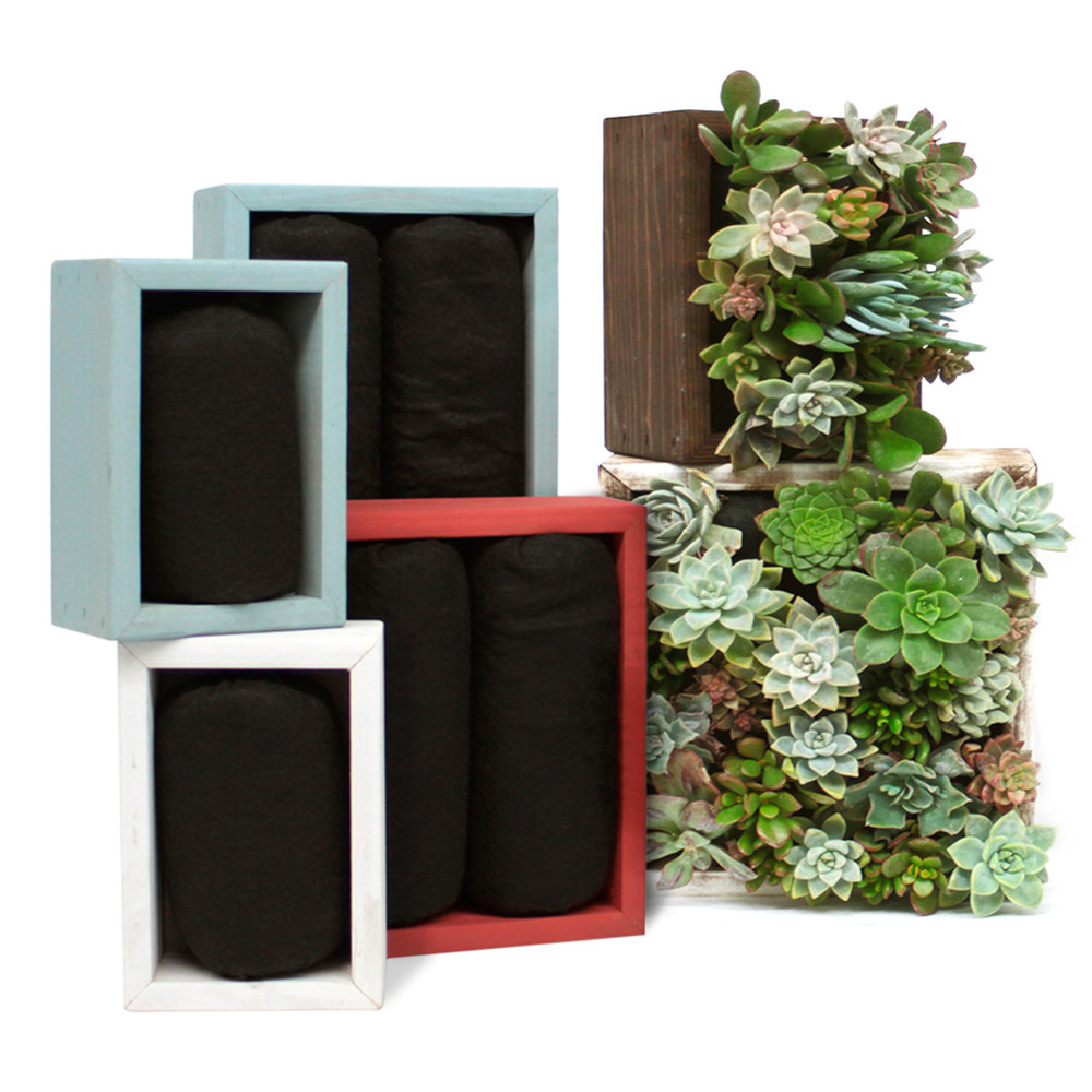Vertical Garden Frames by Tube Planters 3 sizes avail KBD Nursery