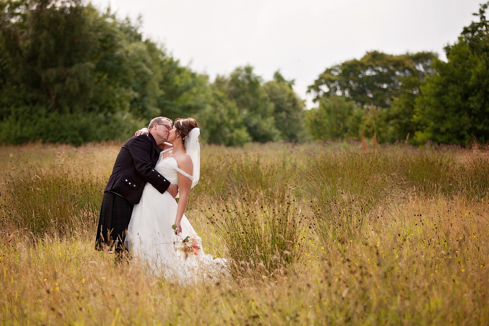 Wedding Photography Fife Scotland Townhill Loch