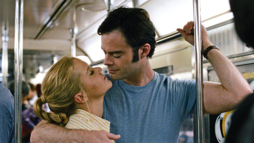 Aww Train kissing