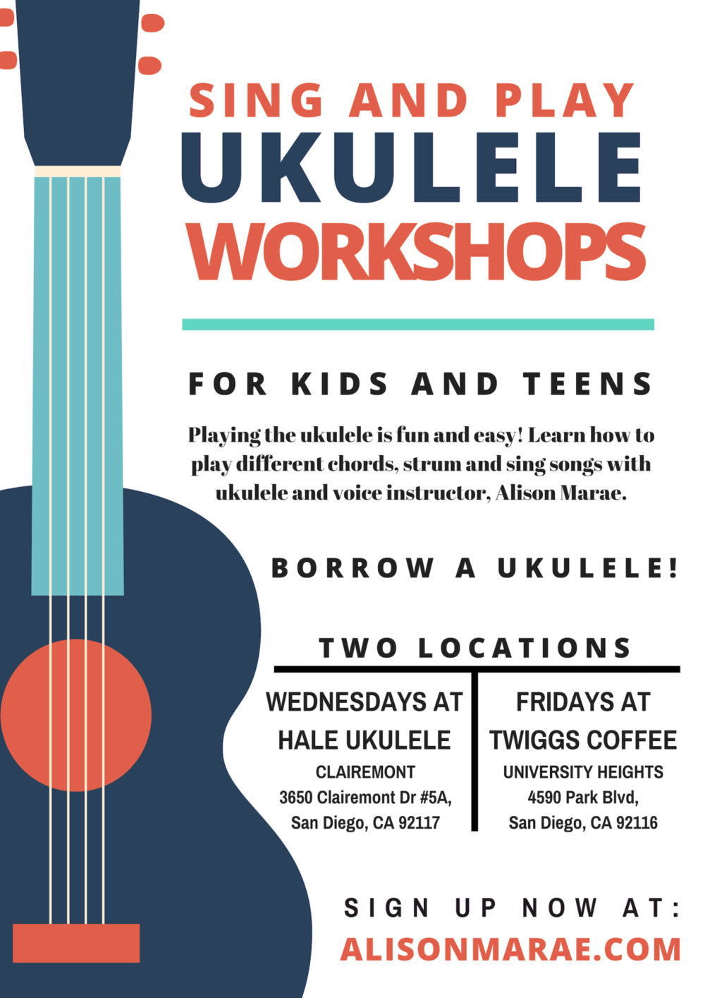 Events — Hale Ukulele