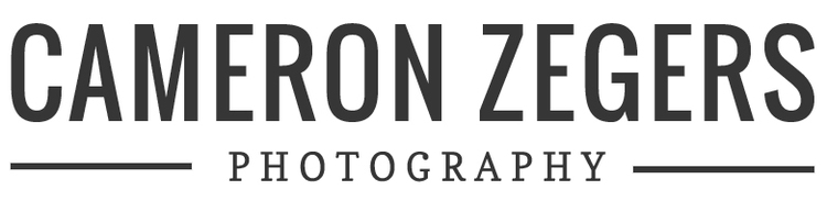 Cameron Zegers Photography | Wedding, Family, and Travel Photographer in Seattle, Washington