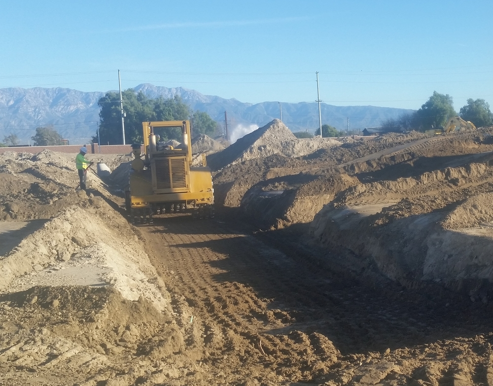 When a preliminary geotechnical investigation does a bad job of defining over-excavation depths, it ultimately costs the property owner more money.Every project has a tight time-frame and budget, and issues in grading can increase the length of the project by days, weeks, even months depending on the site.  Contact LGC for your next project.