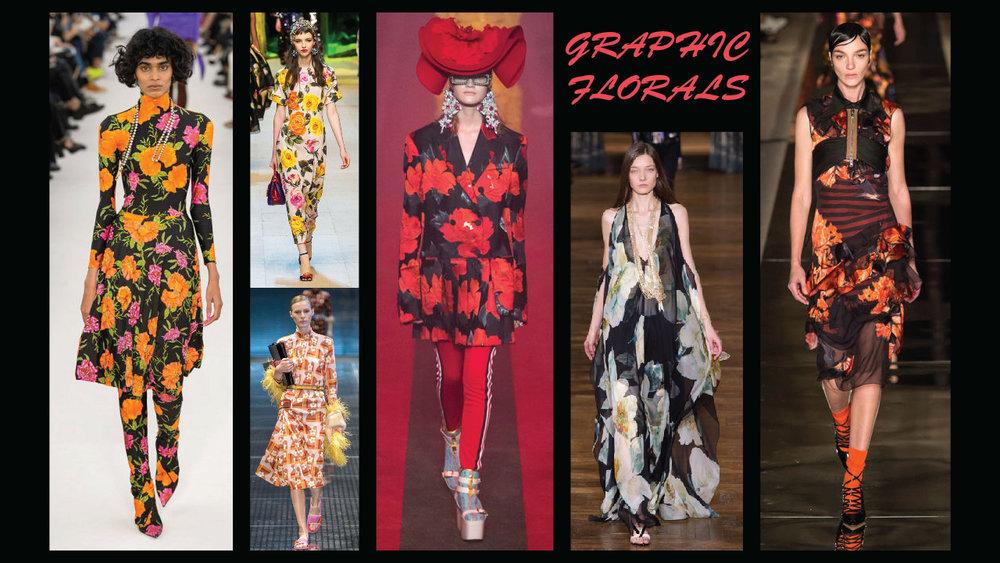 Balenciaga, D&G, Prada, Gucci, Lanvin, Givenchy