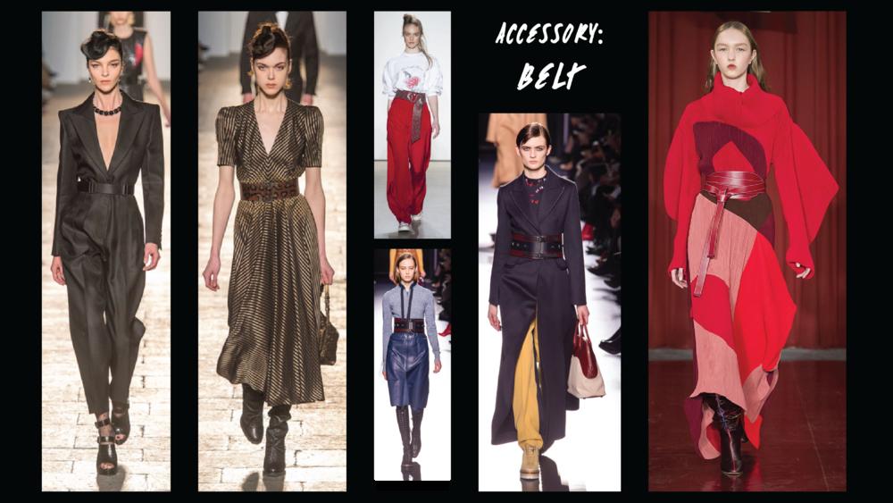 Bottega Veneta (2x), Adam Selman, Hermès, Hermès, Roksanda
