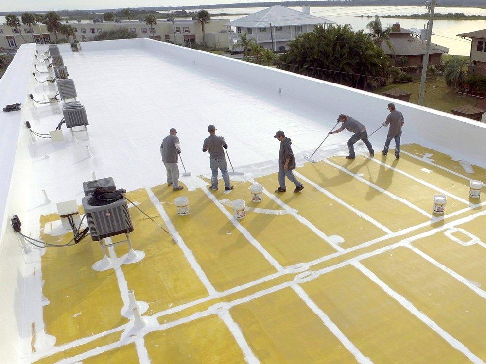 Roof Work, St. Augustine, Florida