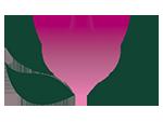 Angela David Yoga Logo Lotus Icon