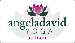 Angela David Yoga Gift Card