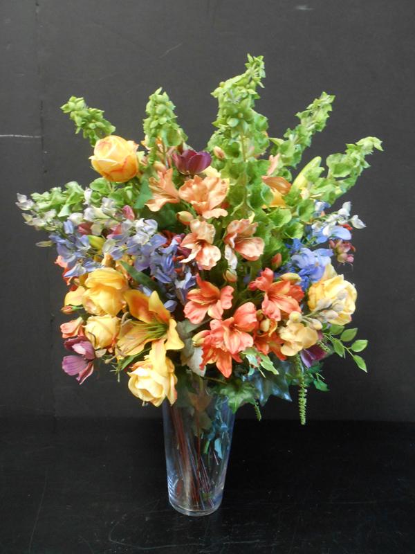 European garden mix floral