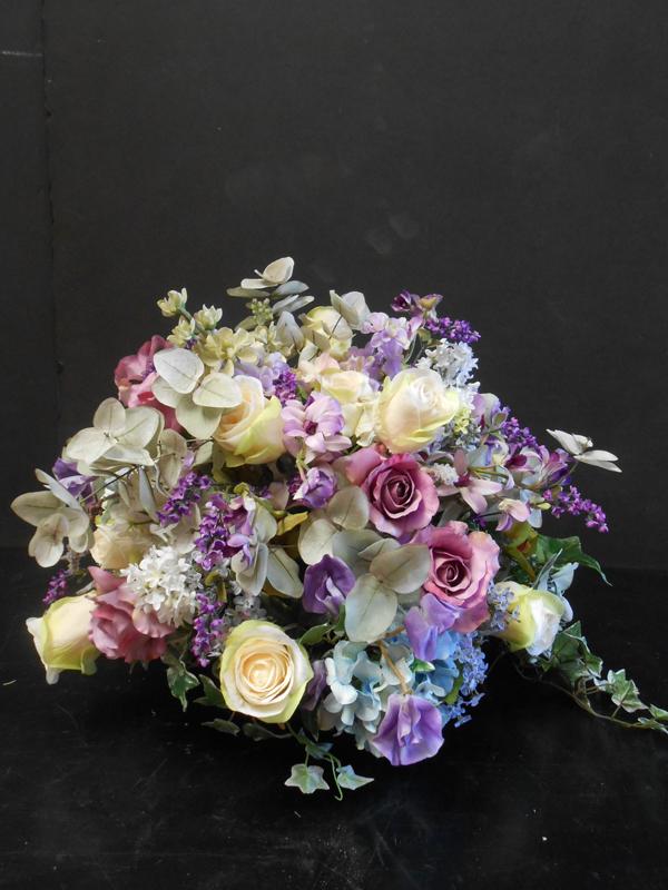 Lavender garden floral