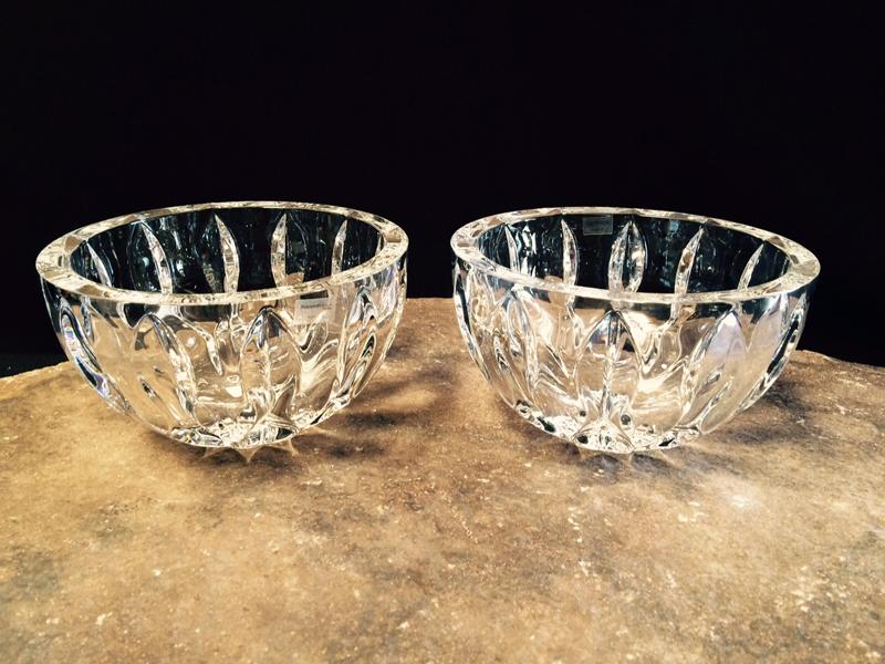 Chunky Crystal Bowls