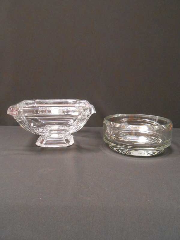 Contemporary Crystal Bowls