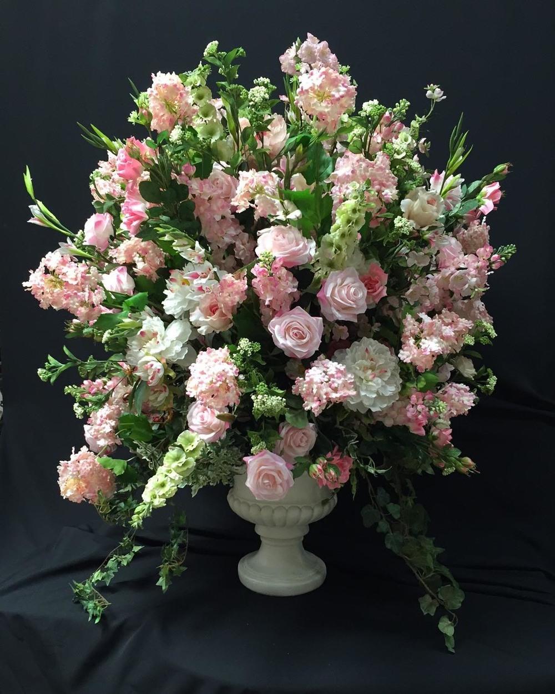 Large pink gardeny