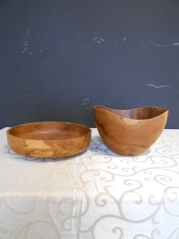 Teakwood bowl