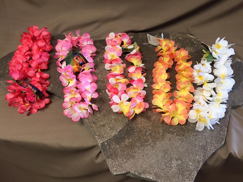 Hawaiian leis 5