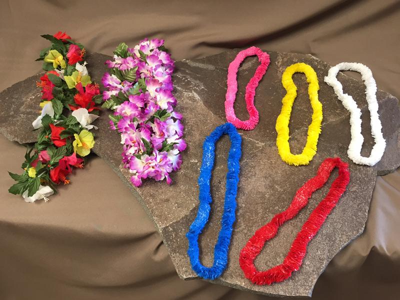 Hawaiian leis 3