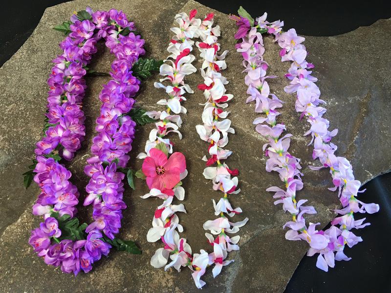 Hawaiian leis 2