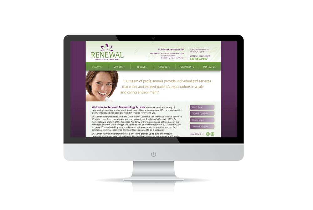 Client: Renewal Dermatology