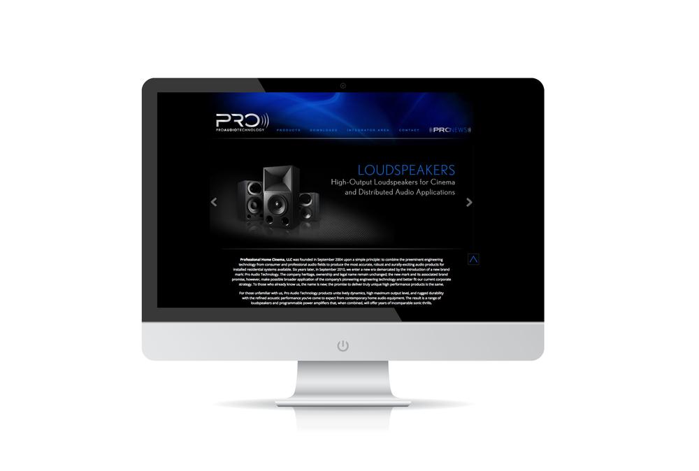 Client: Pro Audio Technologies