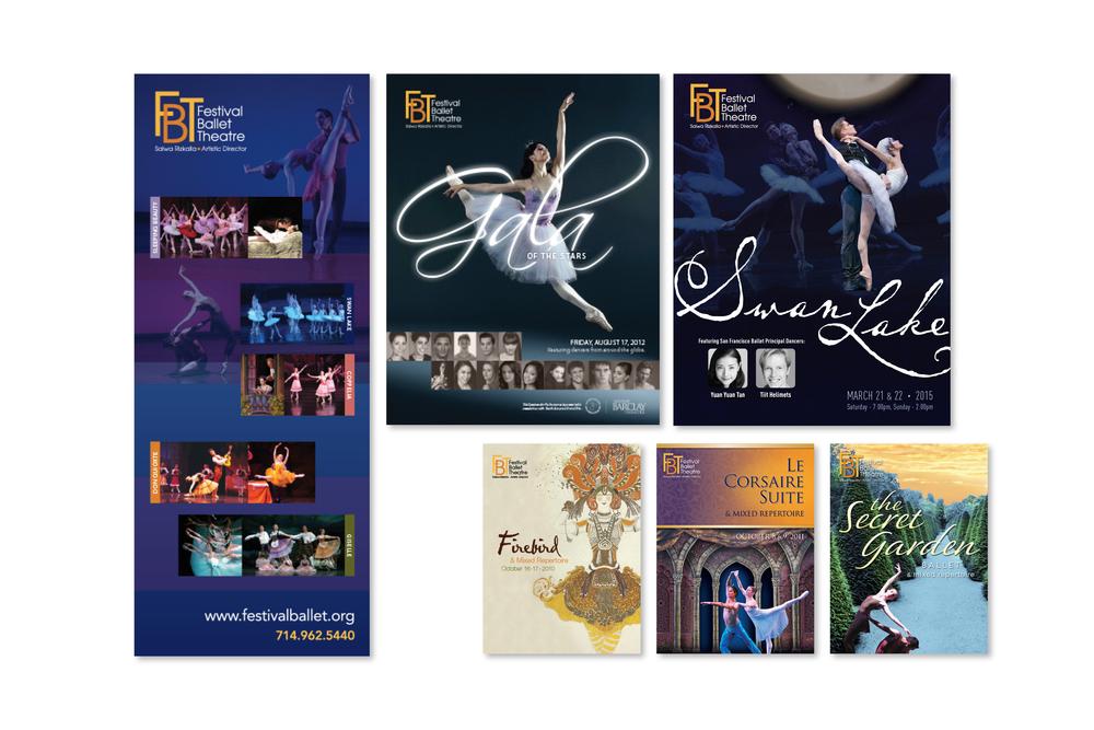 Client: Festival Ballet Theatre