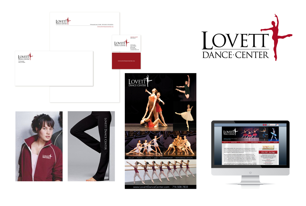Client: Lovett Dance Center