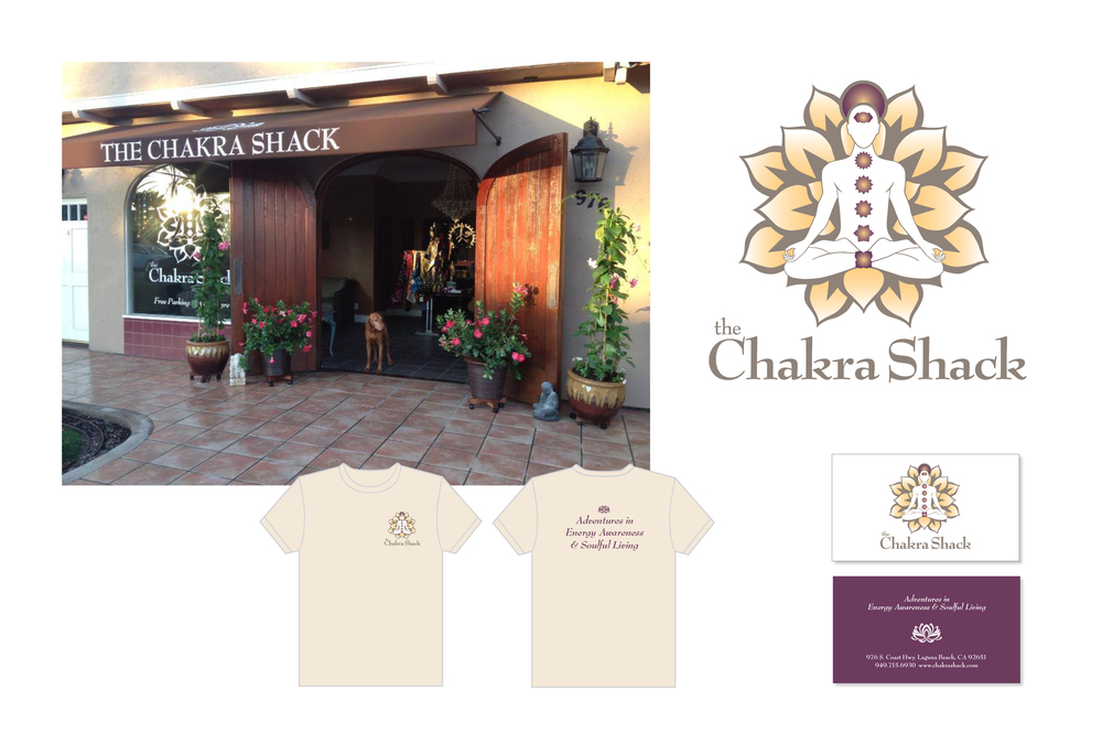 Client: The Chakra Shack