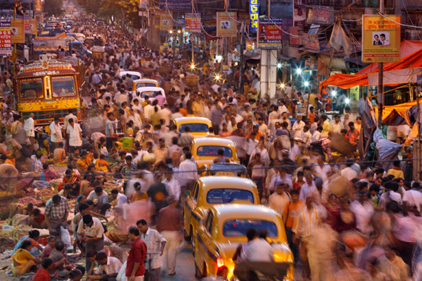 Population-Seven-Billion-picture-India-Crowded-Streets