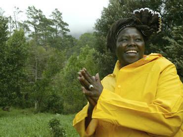 Wangari Maathai_Leadership