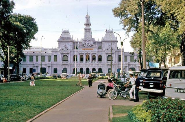 Saigon hiền hòa trước 30 tháng 4 1975 - nguồn internet