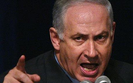 Thủ tướng Do Thái Netanyahu.Nguồn internet.