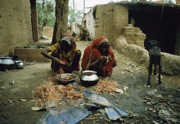 Tầng lớp Dalit ởẤn Độ - nhưỡng con người dưới đáy cùng xã hội. Nguồn internet.