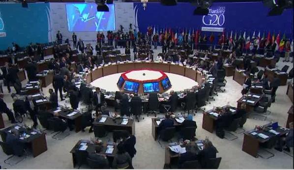 Hội nghị thượng đỉng G20 tại Hàng Châu, Trung Quốc. Nguồn internet.