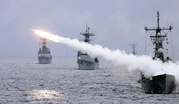 Nga và TC tập trận ở Địa Trung Hải. Nguồn ảnh từVN