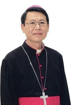 Giám mục Nguyễn Văn Khảm.Nguồn Internet.