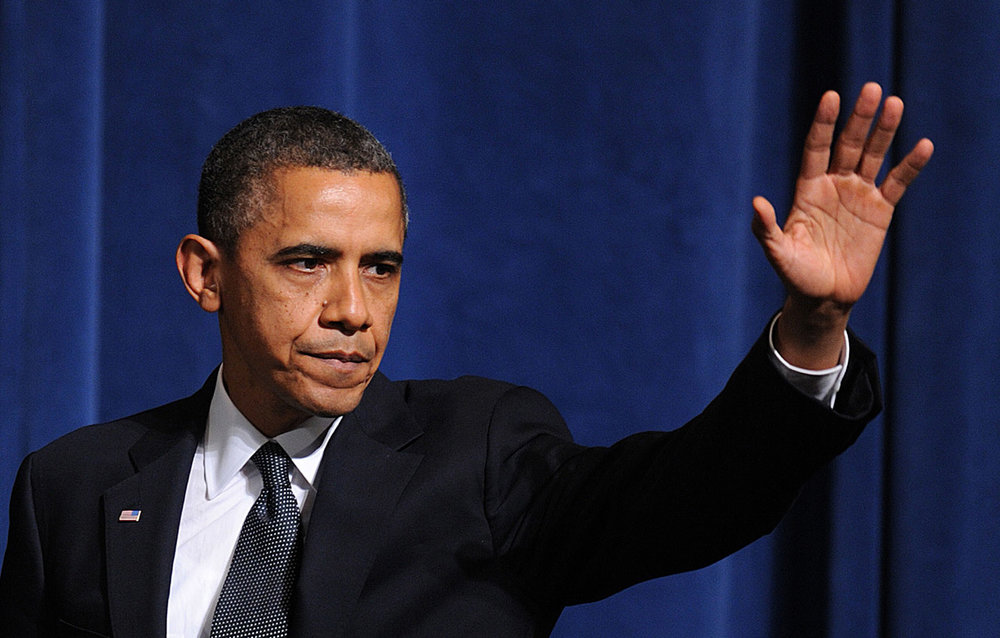 Tổng Thống Hoa Kỳ Barack Obama. Nguồn onternet.