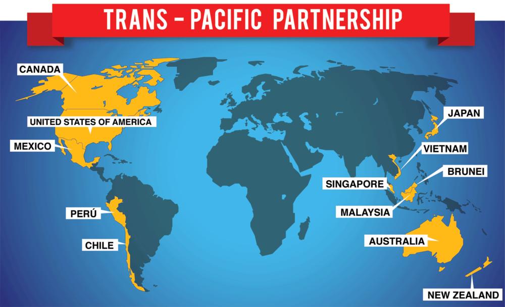 Hiệp ước đối tác xuyên Thái Bình dương TPP