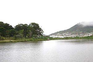 Hồ Than Thở (nguồn Internet)