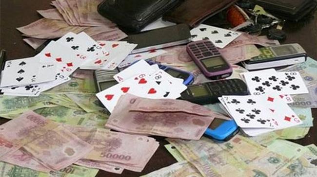 Nạn cờ bạc phát triển tại VN. Nguồn internet.