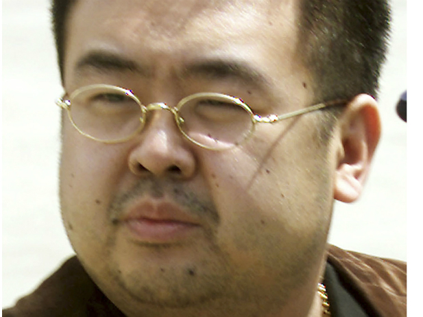 Kim Jong Nam. Nguồn internet.