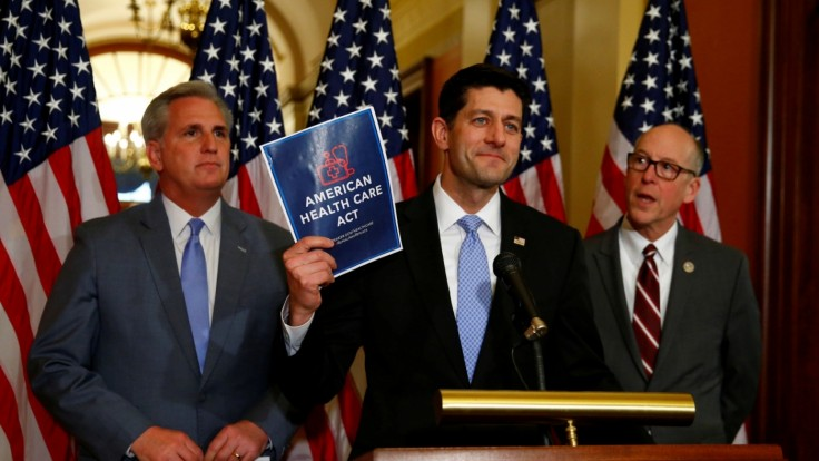 The House of Ways and Means Committee chấp thuận đưa dự luật the House Republicans American Health Care Act hay còn gọi là Trumpcare ra biểu quyết.