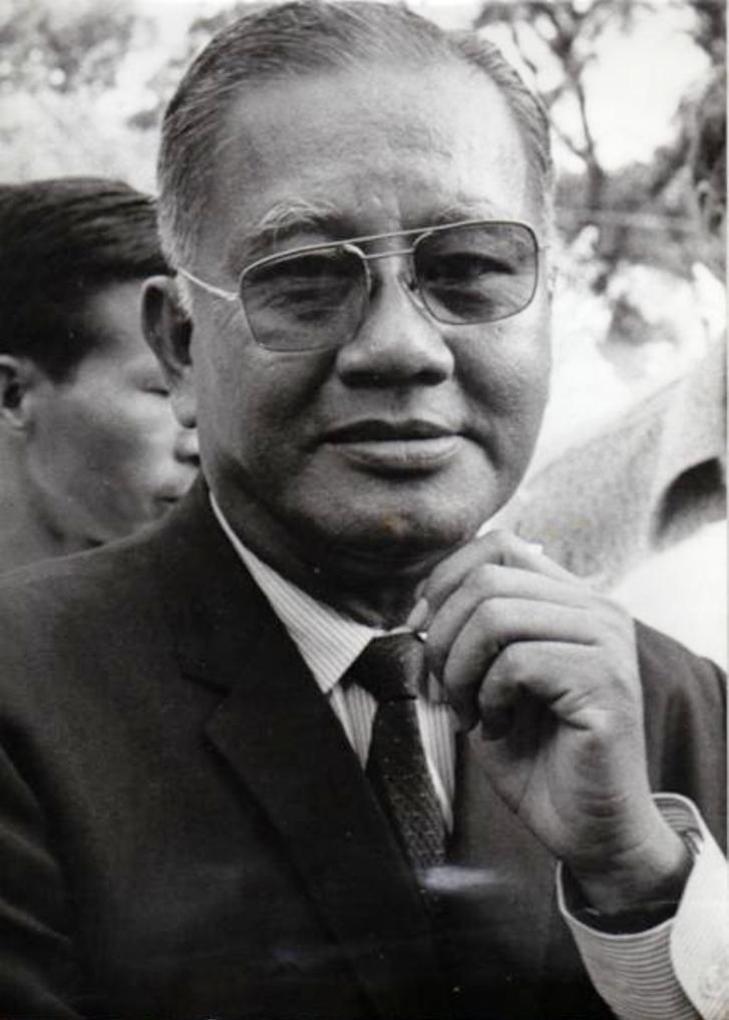 Dương Văn Minh. Nguồn internet.