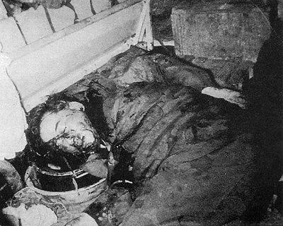 Tổng thống Ngô đình Diệm bị giết chết (cùng bào đệ, ông Ngô đình Nhu) trong cuộc đảo chính ngày 1 tháng 11/ 1963 được Mỹ khuyến khích và tạo điều kiện