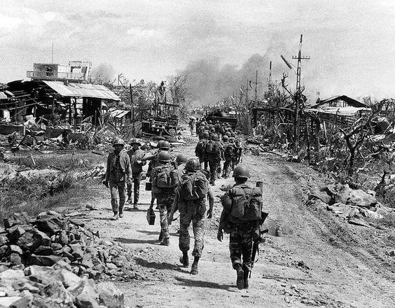 Người lính VNCH trên chiến trường Quảng Trị 1972