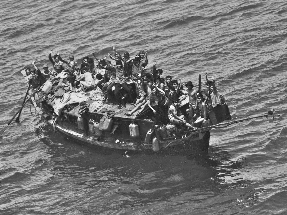 """Thảm nạn thuyền nhân Việt Nam kéo dài 21 năm sau30 tháng 4/1975: một hệ quả của """"The Vietnam War"""", một hình thái khác của The Vietnam War, hay là một chuyện ngẫu nhiên?"""